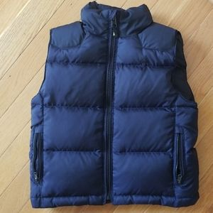 Polo by Ralph Lauren down puffer vest size 4T